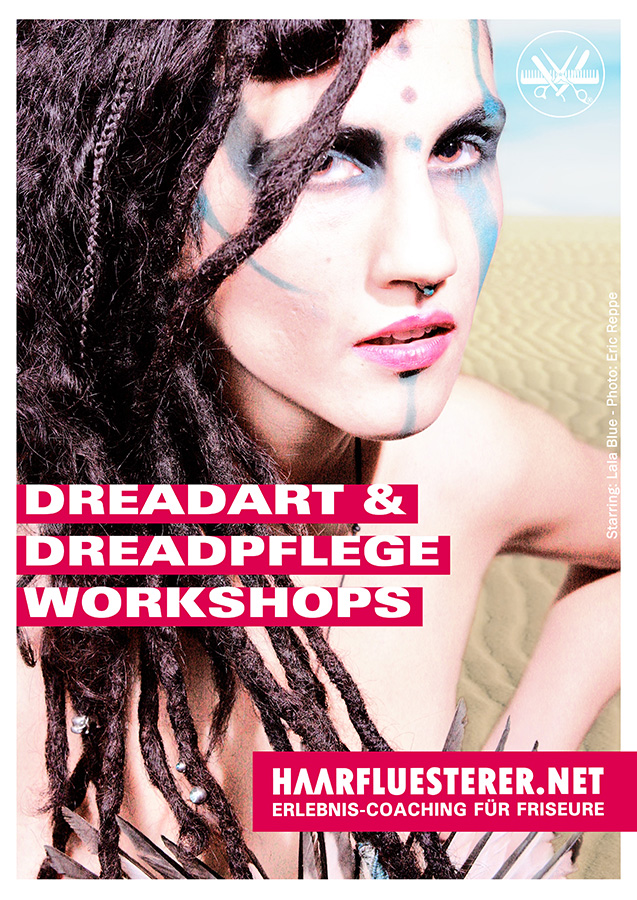 Dreadlocks Haarflüsterer Business Coaching