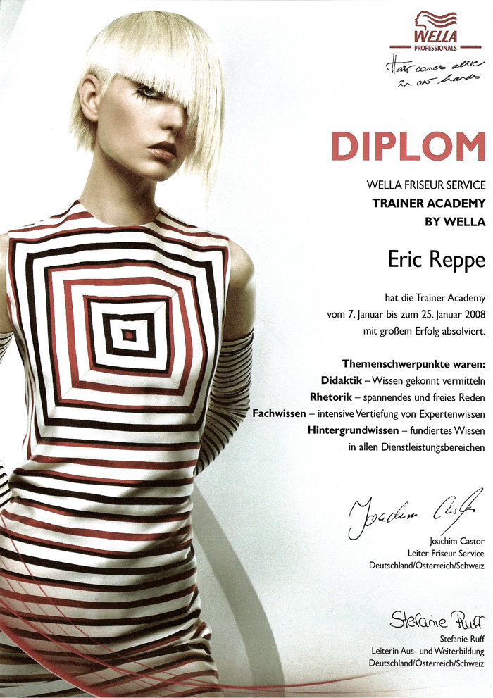 Trainer-Diplom