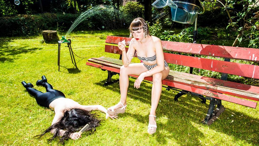 Starring: Sissi Pohle - ©: Oliver Rath