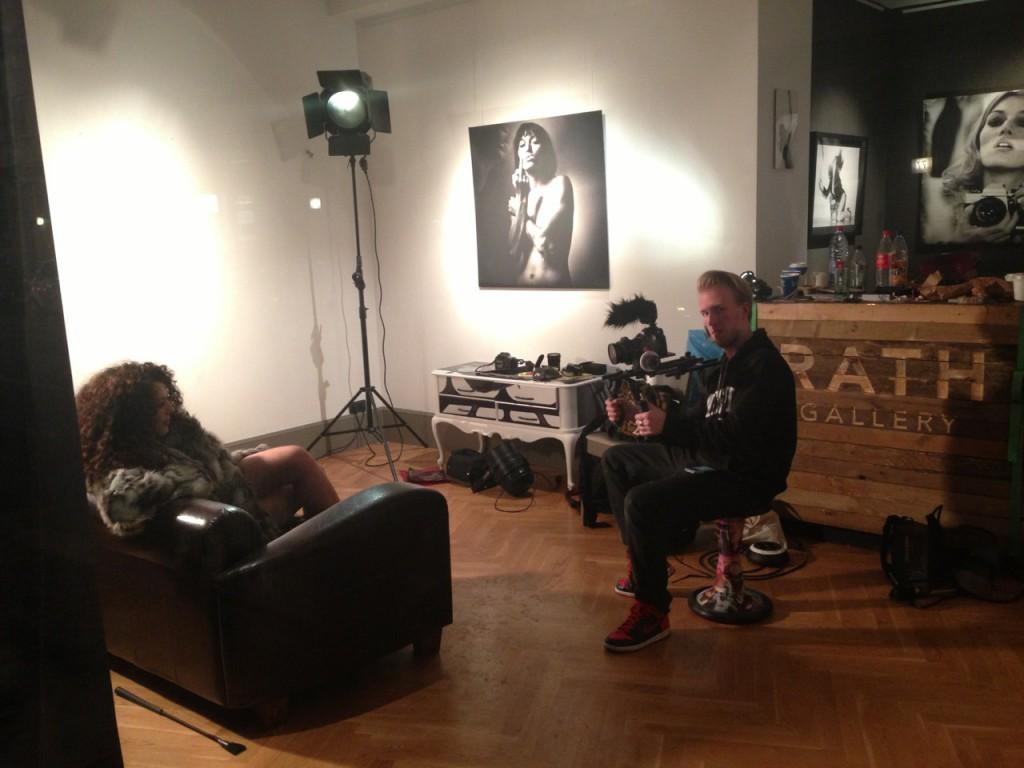 Leila Lowfire im Interview