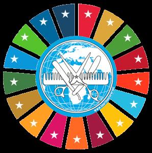 Das Haarfluesterer-Friseur-SDG-Logo