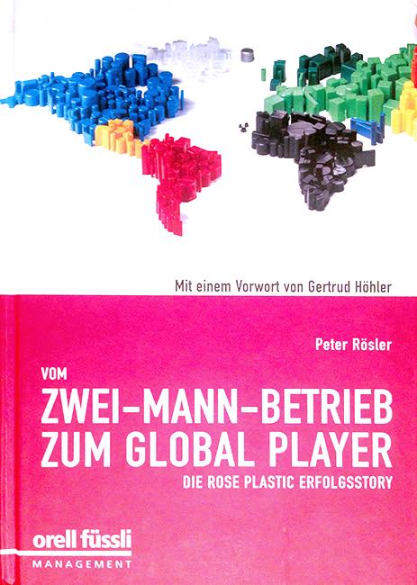vom Zwei-mann-betrieb zum global Player