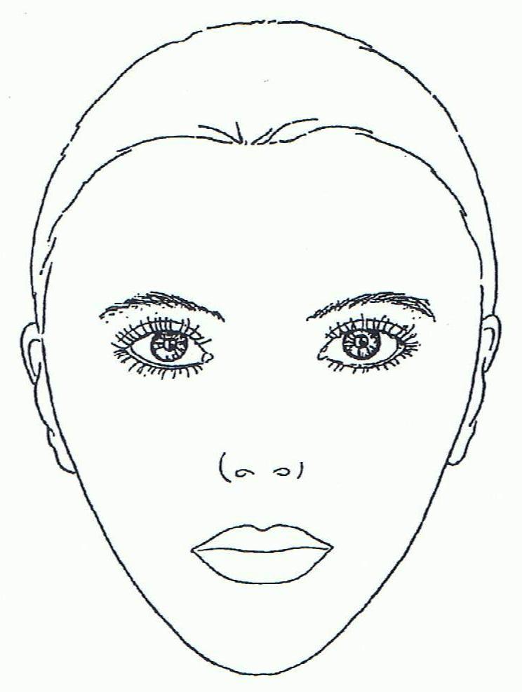 Gesichtsform Haarflüsterer Business Coaching