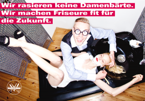 HAARFLUESTERER - Das OnlineCoaching für Friseure