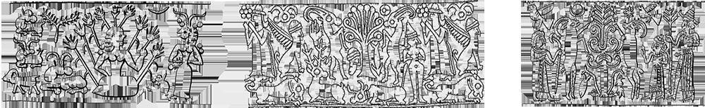 Der Schamanenbaum Weltenbaum