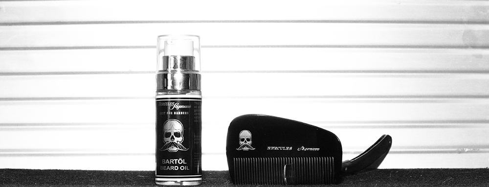 Neues Bartöl von Hercules Sägemann Bartpflegeset, 2 teilig
