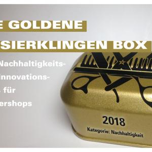 Die Goldene Rasierklingenbox 2018