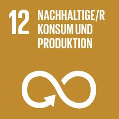 SDG 12: Nachhaltige Konsum- und Produktionsmuster sicherstellen
