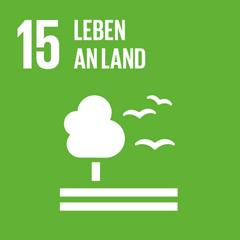 SDG 15: Landökosysteme schützen, wiederherstellen und ihre nachhaltige Nutzung fördern