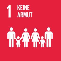 SDG 1: Armut in allen ihren Formen und überall beenden