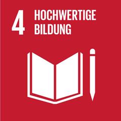 SDG 4: Inklusive, gleichberechtigte und hochwertige Bildung gewährleisten und Möglichkeiten Lebenslangen Lernens für alle fördern