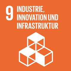 SDG 9: Eine widerstandsfähige Infrastruktur aufbauen, breitenwirksame und nachhaltige Industrialisierung fördern und Innovationen unterstützen