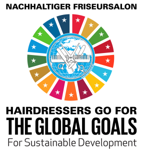 Das Haarfluesterer-Friseur-SDG's-Zertifikat