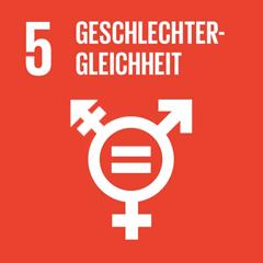 SDG 5: Geschlechtergleichstellung erreichen und alle Frauen und Mädchen zur Selbstbestimmung befähigen